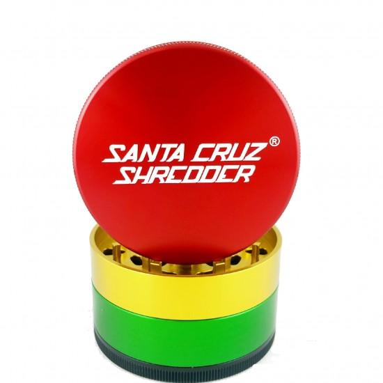 Santa Cruz Shredder and Sifter 4pc Large