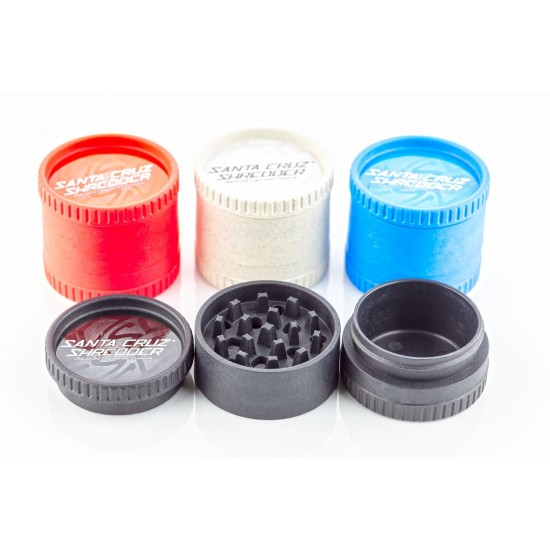 Santa Cruz Shredder Hemp Grinder 3pc